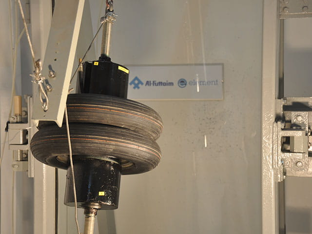 Al-Futtaim Element Pendulum Impact Test EN12600