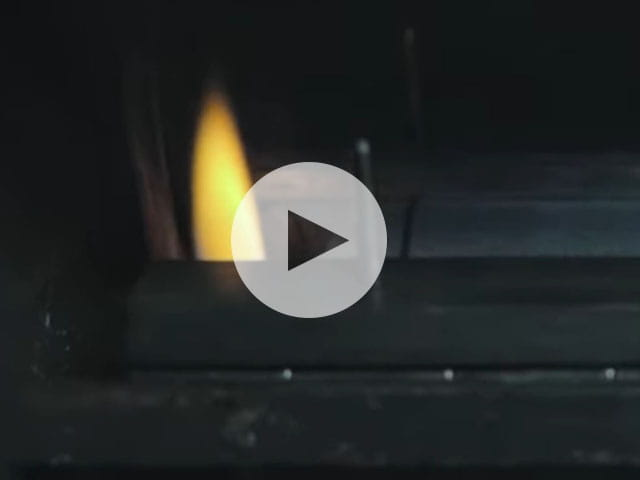 ISO 3795 Annex 6 flammability test